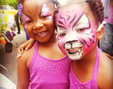 The Safest Face Painting, Every Time!