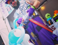 Kenny The Clown: CT, MA, & RI Balloon Twister Extraordinaire!