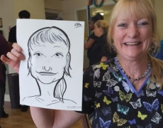 What Are Caricatures? (As explained by our CT caricature artists!)