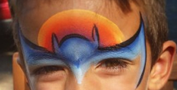 Speedy Face Painting