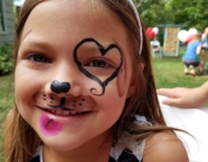 Now Face Painting & Balloon Twisting in NH!