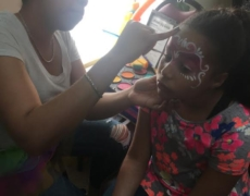 Danbury, CT Face Painter: Dasha W!