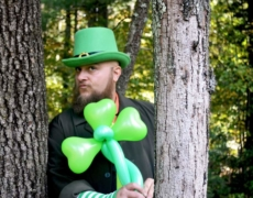 St Patricks Leprechaun Entertainers in CT, MA, RI, and NH!
