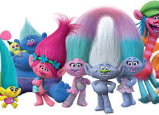 Trolls Themed Party Ideas